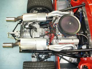 обои 2005 Ultima GTR 640 motor фото