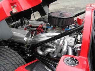 обои 2005 Ultima GTR 640 двигатель фото