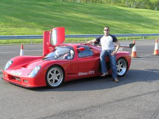 обои 2006 Ultima GTR720 Speed Record Richard Marlow фото