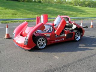 обои 2006 Ultima GTR720 Speed Record все открыто фото