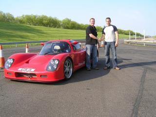 обои 2006 Ultima GTR720 Speed Record рукопожатие фото