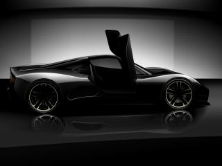 обои 2010 RZ Ultima Concept by Racer X Design двери фото