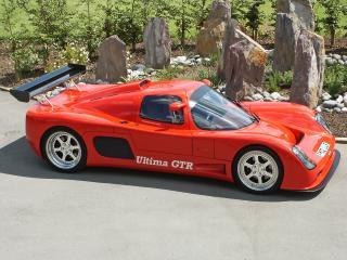 обои Ultima GTR бок фото
