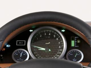 обои 2007 Artega GT спидометр фото