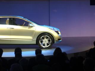 обои 2005 GMC Sequel Concept презинтация фото