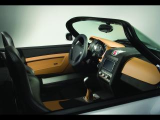 обои 2006 Yes Roadster 3.2 салон фото
