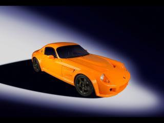 обои 2009 Zolfe Classic GTC4 боком фото