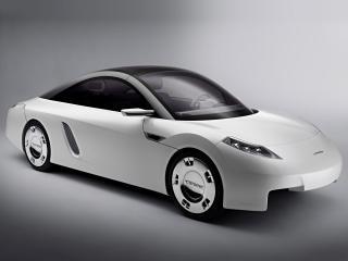 обои 2006 Loremo LS Concept белый боком фото