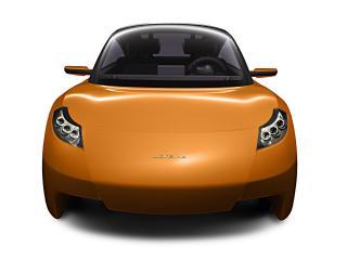 обои 2006 Loremo LS Concept оранжевый фото