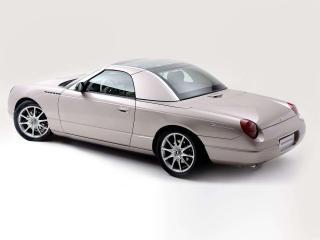 обои 2003 Valmet Thunderbird Glass Roof Concept боком фото