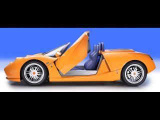 обои 2005 Valmet Raceabout сбоку фото