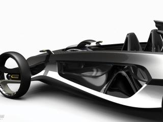 обои 2011 Volvo Air Motion Concept бок фото