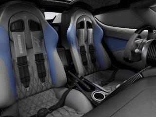 обои 2011 Koenigsegg Agera сиденья фото