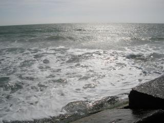 обои для рабочего стола: Бурлящее море