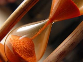 обои Оранжевое время фото