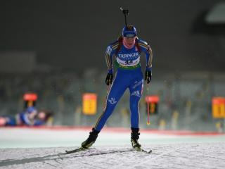 обои Шведская биатлонистка фото