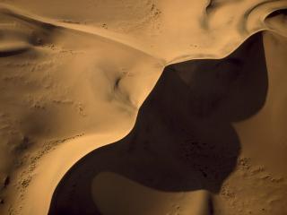 обои Песчаный хребет фото