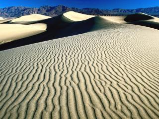 обои Песок как струйки воды фото