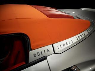 обои 2010 Spyker C8 Aileron Spyder крыша фото