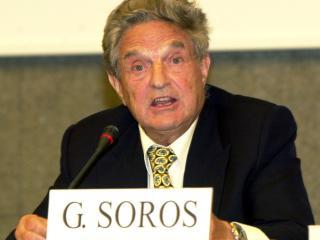 обои для рабочего стола: Дж.Сорос миллиардер