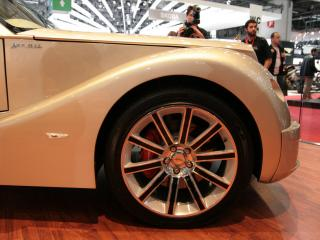 обои Лимузин Bufori Geneva колесо фото