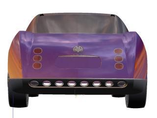 обои 2006 DiMora Motorcar Natalia SLS 2 сзади фото
