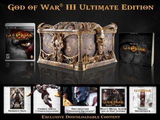 обои God of War ящик Пандоры фото