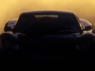 обои Ascari KZ1 в темноте фото