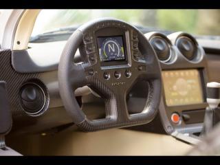 обои 2008 IFR Aspid руль фото