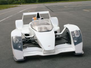 обои 2007 Caparo T1 Final Testing фото