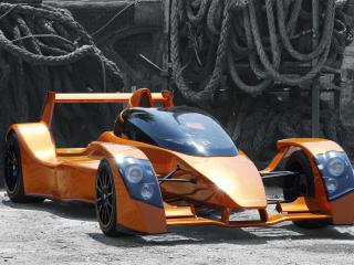 обои 2007 Caparo T1 горяччий фото