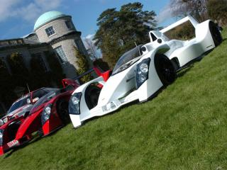 обои 2007 Caparo T1 красавцы фото