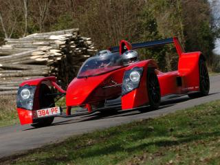 обои 2007 Caparo T1 лес фото