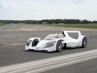 обои 2007 Caparo T1 полингон фото