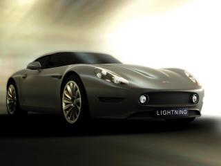 обои 2012 Lightning GT Blurred фото