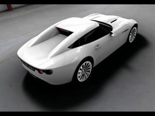 обои 2012 Lightning GT белый фото