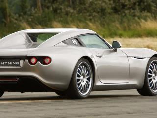 обои 2012 Lightning GT скорость фото