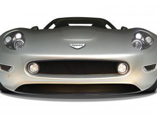 обои Lightning GT front фото