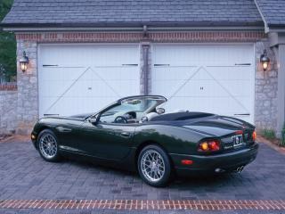 обои 2006 Panoz Esperante у гаража фото