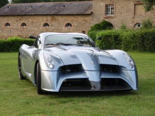 обои 2010 Panoz Abruzzi Spirit of Le Mans strong
