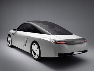 обои 2006 Loremo LS Concept rear angle фото
