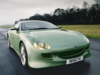 обои 2003 Invicta S-1 зеленый фото