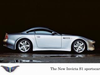 обои 2003 Invicta S-1 сбоку фото