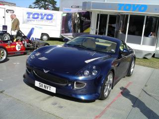 обои 2003 Invicta S-1 синий фото
