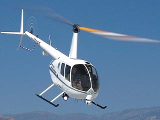 обои Robinson Helicopter фото
