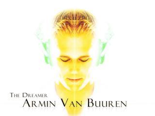 обои Armin Van Buuren - ди-джей мечтатель фото