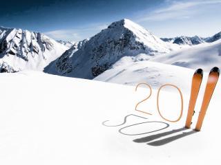 обои Горнолыжный сезон 2011 фото