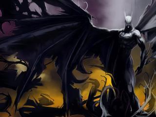 обои Герой Batman навсегда фото