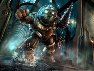 обои Игра Bioshock фото