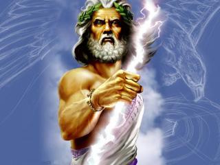 обои Зевс громовержец фото